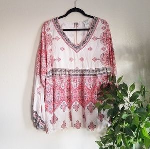 Sundance Paisley Swing Top